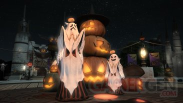 Final Fantasy XIV A Realm Reborn Halloween images screenshots 02