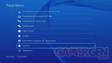 PlayStation 4 tuto tutoriel telecommande tv remote 02