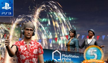 PlayStation Home (1)