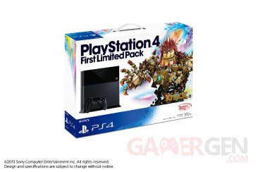 ps4 first limited edition knack