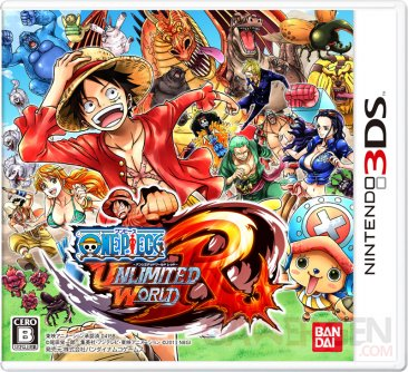One Piece Unlimited World Red jaquette jap 30.09.2013.