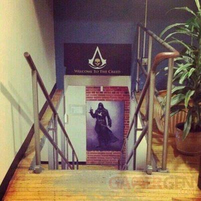 assassin's creed V arnaud leak photo poster