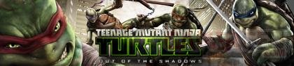 Teenage Mutant Ninja Turtles Depuis Les Ombres banniere