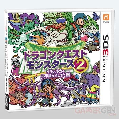 Dragon Quest Monster 2 screenshot 30112013