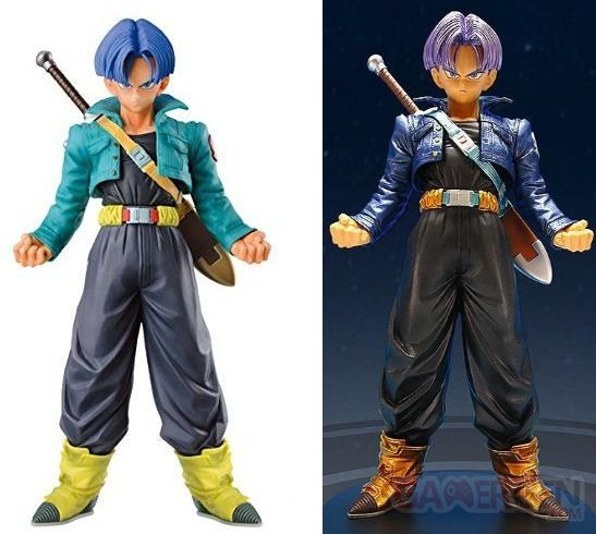 Dragon Ball Figurine Trunks (2)