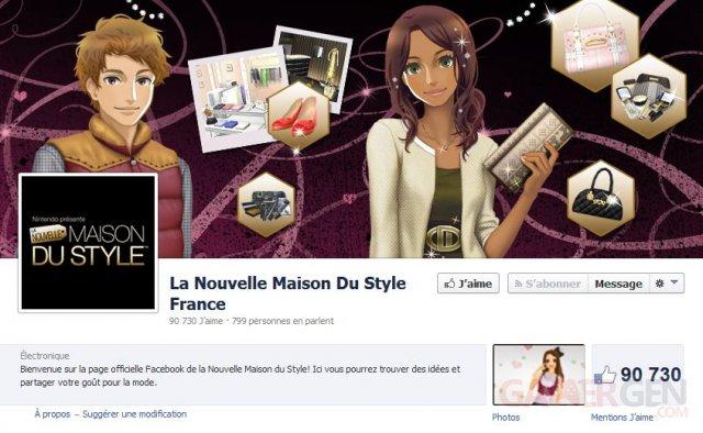 La nouvelle maison du style facebook 24.03.2014