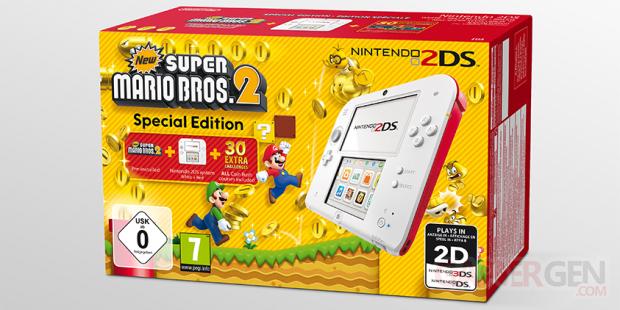 2DS Pack New Super Mario Bros 2