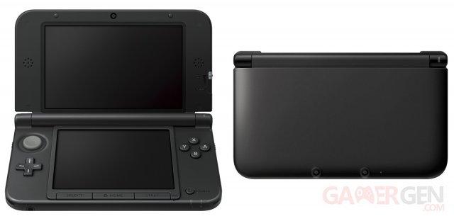 3DS XL Noire