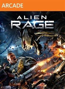 Alien Rage jaquette