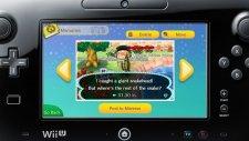 Animal Crossing Miiverse Wii U images screenshots 06