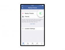 App Facebook Amis a Proximite Nearby Friends 18.04.2014  (4)