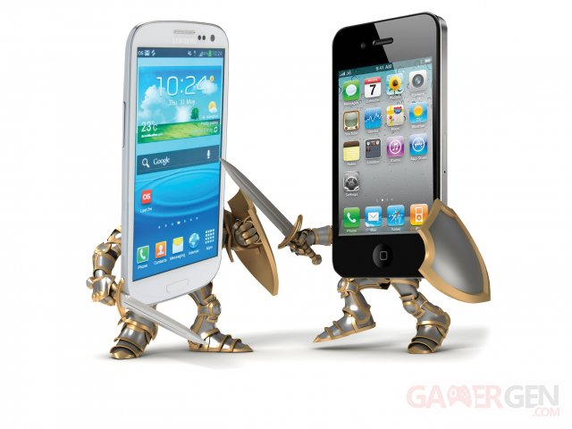 Apple vs Samsung 6