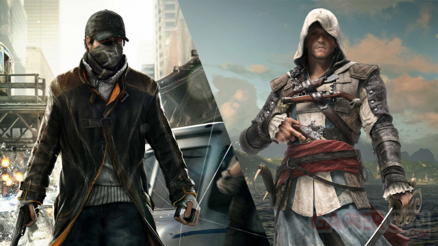 assassin creed black flag watch dogs