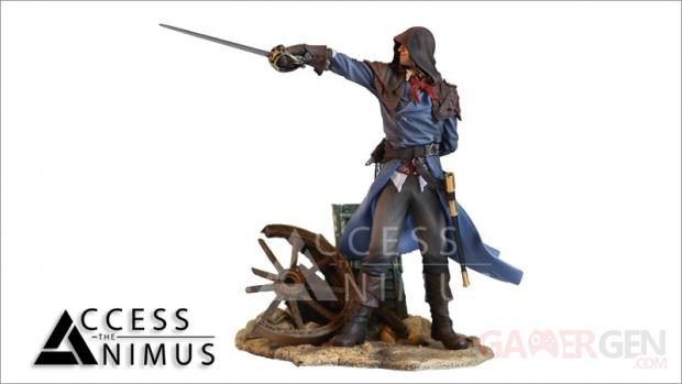 assassin creed unity figurine arno