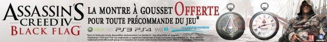 Assassin's Creed IV Black Flag bonus Auchan images screenshots 02