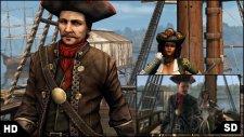 Assassin's Creed Liberation SD HD comparaison 1