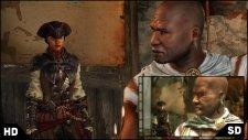 Assassin's Creed Liberation SD HD comparaison 2