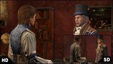 Assassin's Creed Liberation SD HD comparaison 3
