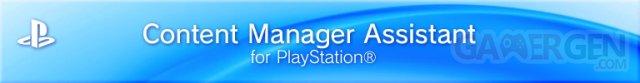 Assistant du gestionnaire CMA Content Manager 06.08.2013