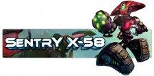 Awesomenauts Sentry X-58
