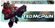 Awesomenauts Ted McPain