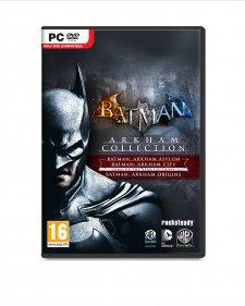 Batman Arkham Collection jaquette 2