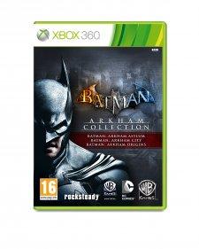Batman Arkham Collection jaquette 3