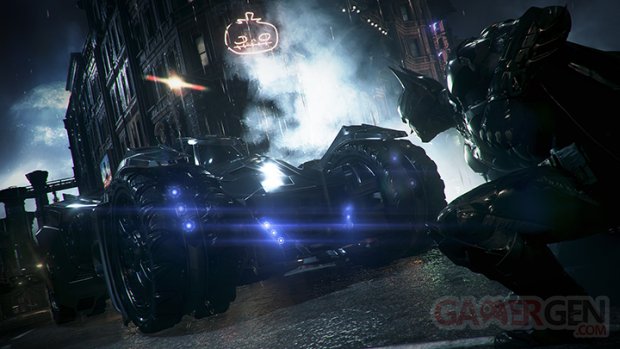 Batman Arkham Knight images screenshots 1
