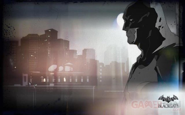 batman arkham origins blackgate artwork