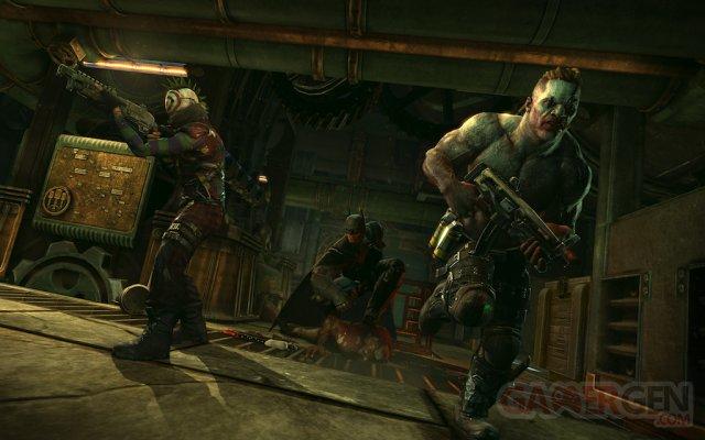 Batman Arkham Origins DLC images screenshots 2