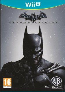 Batman Wii U jaquette