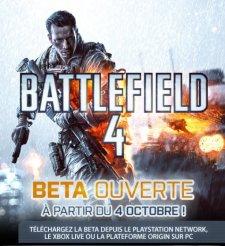 battlefield 4 beta ouverte