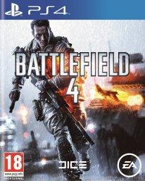 Battlefield 4 jaquette