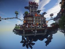 BioShock Infinite x Minecraft 10