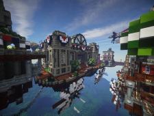 BioShock Infinite x Minecraft 3