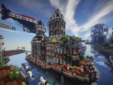 BioShock Infinite x Minecraft 4