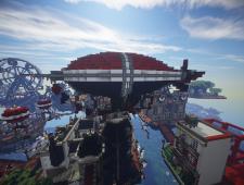 BioShock Infinite x Minecraft 5