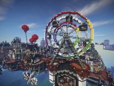 BioShock Infinite x Minecraft 9
