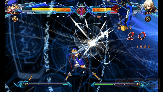 BlazBlue Chrono Phantasma screenshot 24102013 032