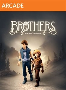brothers a tale of two sons jaquette xbox live