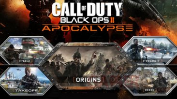 call of duty black ops II apocalypse