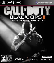 Call of Duty Black Ops II jaquette 02.09.2013.