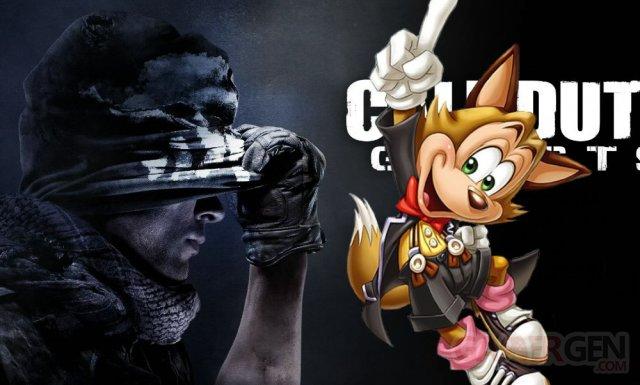 Call of Duty Ghost Famitsu 06.11.2013.