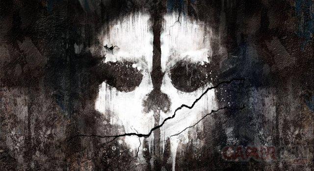 call of duty ghosts logo HD
