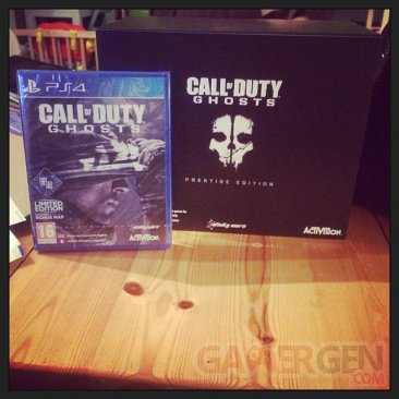 call of duty ghosts mise en vente micromania