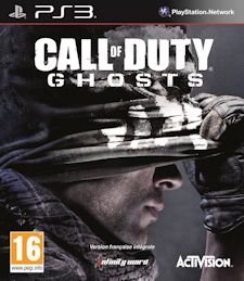 Call of Duty Shosts ps3