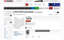 Capcom Essentials PS3