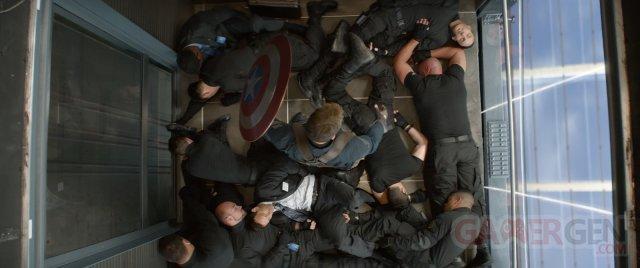 Captain America Le Soldat de l'Hiver 2