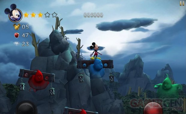 Castle Illusion Mickey Mouse Google Play Android