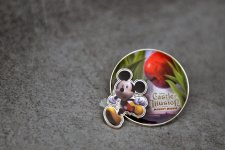 Castle of Illusion Starring Mickey Mouse concours Pin's .JPG (2)